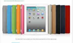 Apple Smart Cover til iPad 2