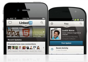 LinkedIn - 5 fantastiske forretnings-apps til iPad