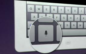 Den nye iPad nu med Siri talegenkendelse
