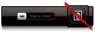 Fjern iPad slideshow-knap fra startskærmen