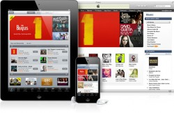 itunes music på din iPad