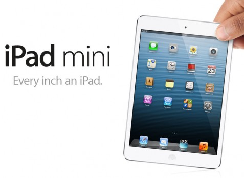 iPad mini fra Apple