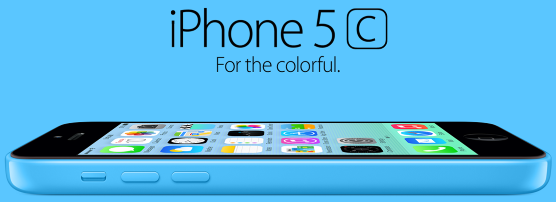 iphone 5s farver